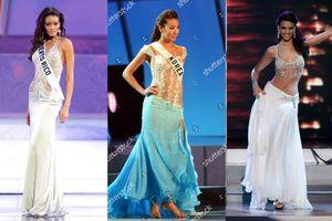 Đầm dạ hội trên 1 đằng dưới 1 nẻo ở Miss Universe, Việt Nam có 1 cực phẩm!