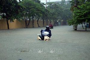 Nhiều địa phương thiệt hại nặng do mưa lớn