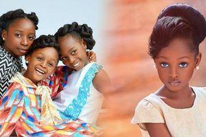 Sau 2 năm gây sốt mạng xã hội, 'cô bé châu Phi đẹp nhất thế giới' hiện ra sao?