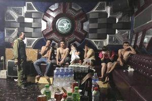 Quảng Bình: Tổ chức 'tiệc ma túy' trong phòng karaoke