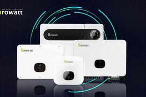 Growatt giới thiệu bộ Inverter thế hệ mới và công bố kế hoạch tăng sản lượng