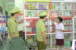 Quản lý thị trường Quảng Trị: Giám sát chặt chẽ các nhà thuốc, cửa hàng kinh doanh thiết bị y tế