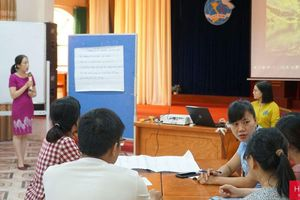 Hagar Việt Nam tập huấn cho 50 học viên về Hỗ trợ dựa trên hiểu biết về Sang chấn