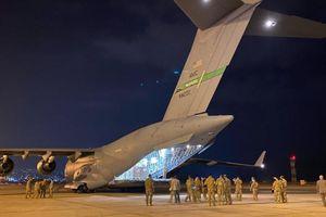 Mỹ điều 3 máy bay chở hàng cứu trợ tới Lebanon