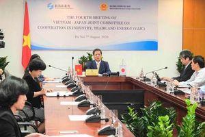 Tăng cường liên kết chuỗi cung ứng giữa Việt Nam và Nhật Bản