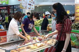 Chợ dân sinh, siêu thị nghiêm túc phòng, chống dịch