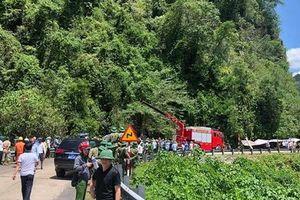 Tài xế vụ tai nạn thảm khốc khiến 15 người chết ở Quảng Bình đối diện hình phạt nào?