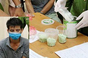 Đánh sập ổ nhóm mua bán, sản xuất ma túy trái phép ở Thái Nguyên