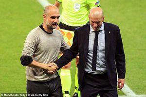 Zidane thua không bào chữa, ca ngợi mùa giải xuất sắc của Real