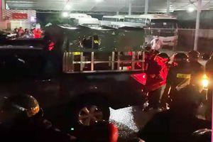 Khởi tố 5 bị can trong vụ nổ súng bắn chết người ở Long An