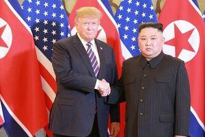 Ông Trump:Sẽ đạt được thỏa thuận với Triều Tiên nếu tái đắc cử
