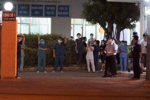 Mở cửa Bệnh viện C Đà Nẵng và tâm thư lúc 0 giờ