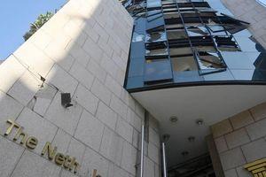 Vợ Đại sứ Hà Lan tại Lebanon thiệt mạng do vụ nổ ở Beirut
