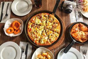 Nạp năng lượng với 5 tiệm pizza ship tận nhà tại TP.HCM