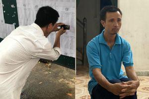 Cha nghèo chụp điểm thi cho con: 'Bố chẳng có gì, chỉ có tình thương'
