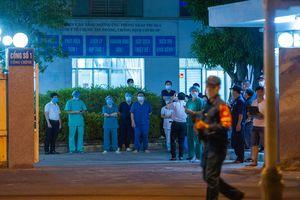 Bệnh viện C Đà Nẵng gỡ phong tỏa