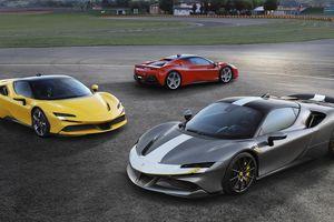 Ferrari tạm dừng sản xuất SF90 Stradale vì Covid-19