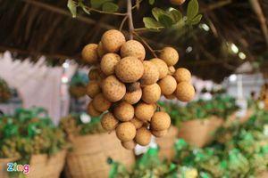 Nhãn Việt bán tại Australia gần 200.000 đồng/kg