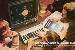 Thời máy tính, điện thoại là cả gia tài