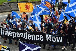 Hậu Brexit, nước Anh vật lộn tránh cuộc 'ly hôn' với Scotland