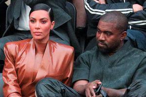 Kanye West khó cứu vãn hôn nhân với Kim Kardashian