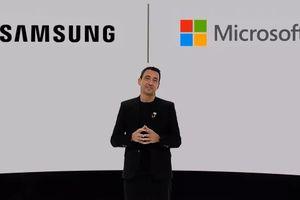 Đây là lúc Microsoft và Samsung cần nhau hơn bao giờ hết