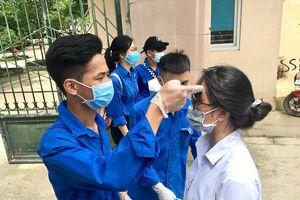 Huyện Sóc Sơn: Phòng dịch nghiêm ngặt bảo vệ thí sinh dự thi tốt nghiệp THPT