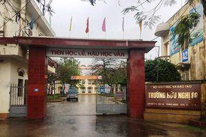 Thị xã Sơn Tây: Hơn 2.000 thí sinh làm thủ tục dự thi tốt nghiệp THPT