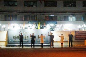 Sau 14 ngày phong tỏa hoàn toàn, cổng Bệnh viện C Đà Nẵng đã mở trở lại
