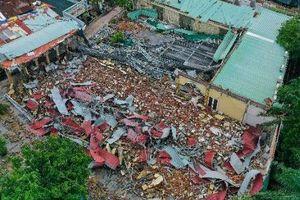 Đã tháo dỡ hơn 90% diện tích vi phạm ở Gia Trang quán - Tràm Chim Resort