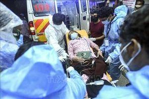 16 người chết và 123 người bị thương trên chuyến bay gặp nạn tại Ấn Độ