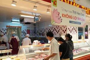 GO!/Big C bán thịt lợn tươi không lợi nhuận