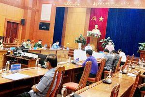 Bí thư Tỉnh ủy Quảng Nam Phan Việt Cường: Triển khai hiệu quả kịch bản ứng phó, quyết tâm ngăn chặn thành công đợt dịch