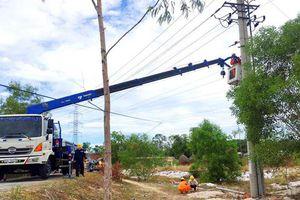PC Quảng Nam tạm dừng tiếp nhận trực tiếp và giải quyết dịch vụ điện tại địa bàn cách ly xã hội