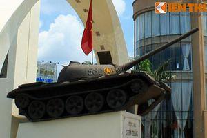 Bí mật của chiếc xe tăng được dựng tượng giữa TP Buôn Ma Thuột