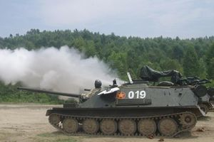 Biết gì về pháo tự hành đổ bộ đường không ASU-85 Việt Nam sở hữu?