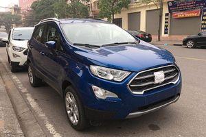 Ford EcoSport tại Việt Nam 'xả hàng', giảm gần 100 triệu đồng