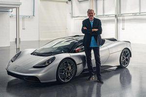 Gordon Murray T.50, 'siêu McLaren F1 thế kỷ 21' tới 71,9 tỷ đồng