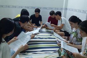 Kiên Giang: 45 thí sinh huyện đảo Kiên Hải đi tàu cao tốc vào đất liền dự thi