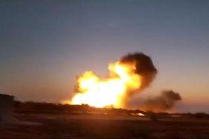 Tình hình chiến sự Syria mới nhất ngày 8/8: Không quân Nga giáng đòn mạnh vào các tay súng Syria