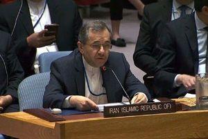 Iran đề nghị Liên hợp quốc buộc Mỹ phải giải trình về vụ chặn máy bay