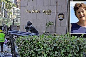 Phu nhân Đại sứ Hà Lan thiệt mạng trong vụ nổ ở Lebanon
