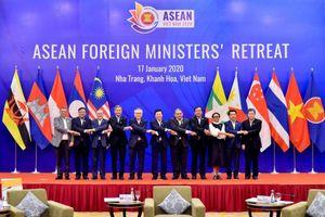 Bộ trưởng Ngoại giao ASEAN ra Tuyên bố về việc duy trì hòa bình và ổn định ở Đông Nam Á