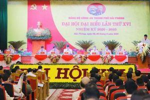 Đảng bộ Công an thành phố Hải Phòng: Phát huy vai trò nòng cốt, giữ vững an ninh chính trị, trật tự an toàn xã hội