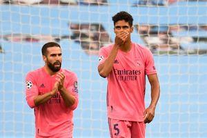 Hàng thủ mơ ngủ, Real Madrid ôm hận trước Man City