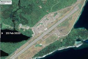 Nghi ngại quanh việc Trung Quốc xây dựng sân bay gần căn cứ hải quân Mỹ-Úc