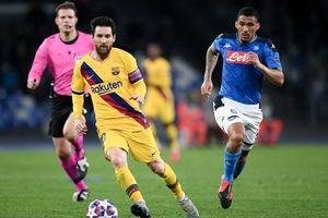Lịch thi đấu, trực tiếp Champions League: Messi xuất trận