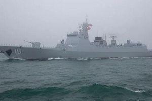 Quân đội Mỹ có chiến lược kiềm tỏa quân đội Trung Quốc