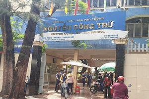 Sở Giáo dục thành phố Hồ Chí Minh đừng để mất niềm tin vì cách xử lý vi phạm