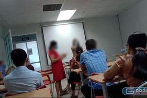 Giáo viên hưởng lợi gì từ lớp chứng chỉ bao đỗ liên kết với Đại học Vinh?